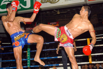 Тайский Бокс, Муай Тай (thai boxing)